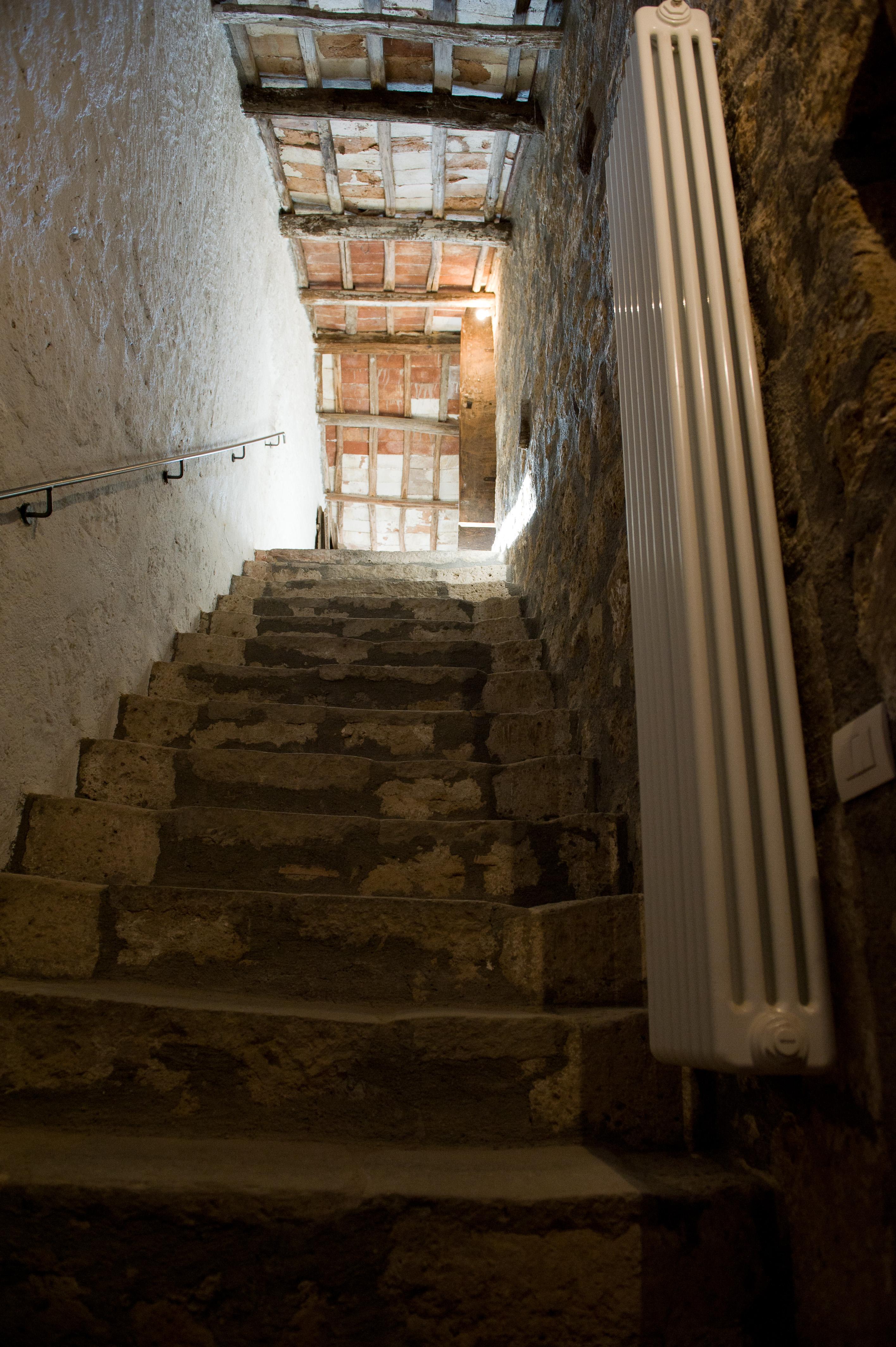 Accesso stanza Melograno e stanza Ciliegio